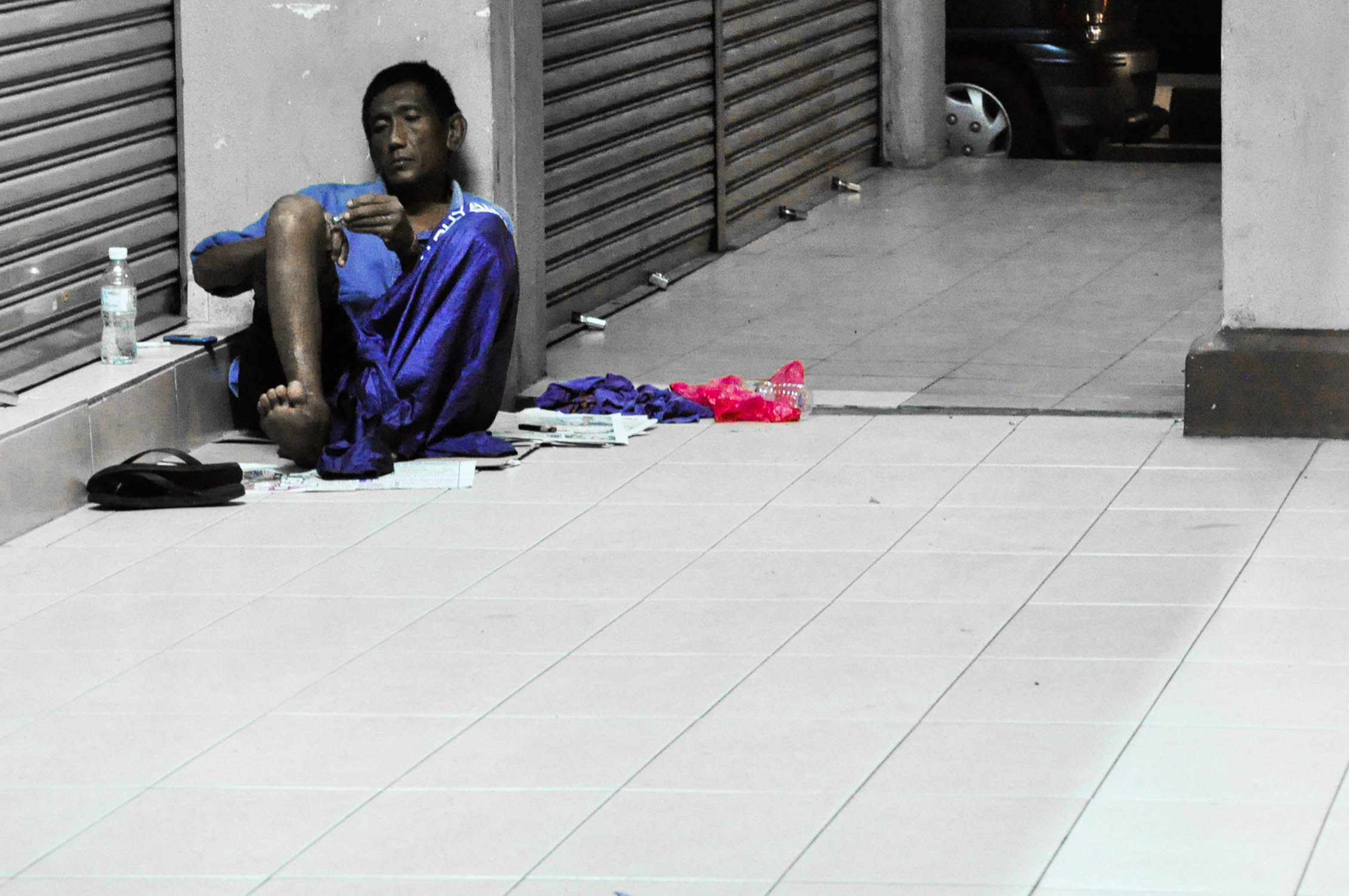 homeless in malaysia Kuala lumpur is a stunning city a bird's-eye view of the nation's capital from  any distance will leave you in awe, no matter how many times.